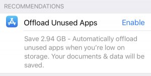 Offload Apps