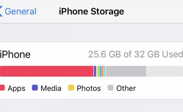 Remove Unused iPhone Apps